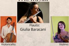 Concerto Trio Haydn - 11 luglio 2020 - locandina
